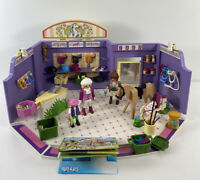 Playmobil City Life Grocery Store Building Set 9403 Complete - No Box