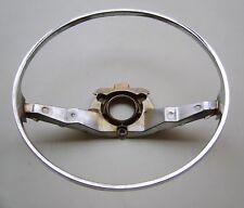 SERVO Clacson HORN RING per volante auto (forse FIAT) d'epoca