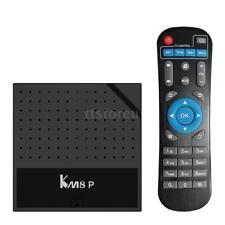 KM8P Android 7.1 HD Smart TV BOX Amlogic S912 2Ghz Octa Core 4K VP9 WiFi E4Z8