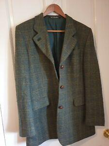 Daks Signature Tweed Jacket size 18