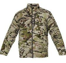 Under Armour Timber Ridge Reaper Barren Camo Hunting Coat Jacket Primaloft 3XL