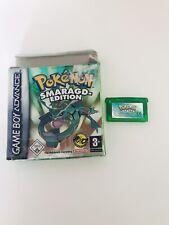 Pokémon: Smaragd-Edition (Nintendo Game Boy Advance, 2005) Original mit OVP