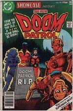 Showcase #94 DC Comics 1977 FN-VF (7.0) (1st app New Doom Patrol)