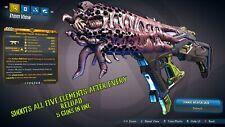 Borderlands 3 Modded LVL 1 Oldridian Redistributor HYBRID 🌈 XBOX ONE or PS4