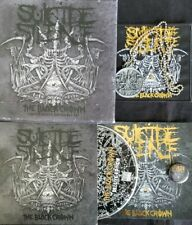 The  Black Crown by Suicide Silence (CD, 2011) Limited Deluxe Edition RARE HTF