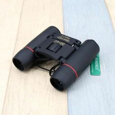 AU Compact Roof Prism Foldable Pocket Binoculars with Carry Case Birdwatching