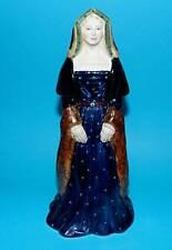 """Coalport FIGURINA Royal Henry """"QUEEN Katherine D'Aragona"""" 1st in scatola (4346)"""