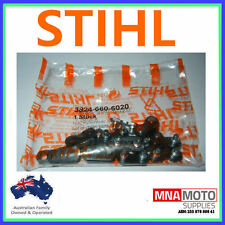 Genuine Stihl 3/8 Chain Joiners 9 pack Tie Straps Joiner