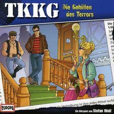 "TKKG ""DIE GEHILFEN DES TERRORS (FOLGE 128)"" CD NEUWARE"