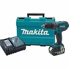 Makita XPH012 18V LXT Lithium-Ion Cordless 1/2-Inch Hammer Driver-Drill Kit with
