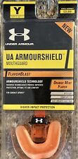 NIB Under Armour Youth (8-11) Armourshield Flavorblast Mouth Guard Orange