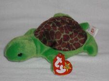 Ty Beanie Baby Babie - SPEEDY Turtle Retired OOP RARE NWT