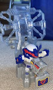 Hasbro Battle B-Daman Cobalt Blade DHB Electronic Launcher Only World Ship Works
