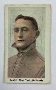 1910-11 M116 Sporting Life Admiral Schlei OOK10