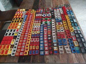 Lot Lego assortiment de portes et fenêtres pour compléter sets ....