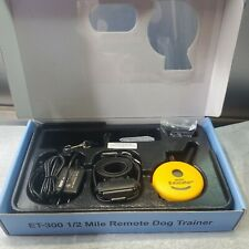 New listing Einstein e-Collar Mini Educator 1/2 Mile Remote Dog Trainer Et-300 New Open Box