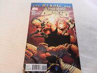 The Heroic Age The New Avengers Marvel Comics #2 September 2010
