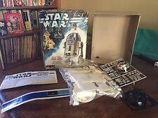 RARE Star Wars MPC Authentic R2-D2 Vintage 1977 Model Kit 1-1912 (1)
