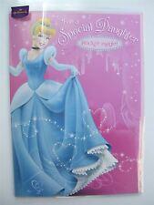 Princesse Disney (Cendrillon) Carte d'anniversaire pour une fille par Hallmark - 10915642