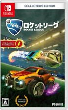 Rocket League Collector's Edition Switch Warner Bros Nintendo Switch From Japan