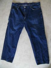 Mens levis 550 Blue   Denim Jeans Sz 42X30