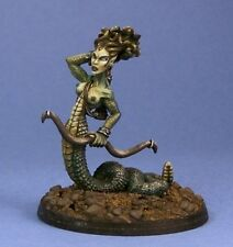 Medusa Reaper Miniatures Dark Heaven Legends Snake Gorgon Titan Monster Ranged