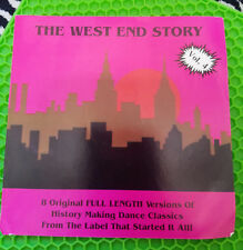 Various  The West End Story Vol. 4 CD