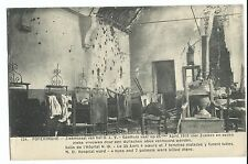 WW1 Shelling Damage Poperinghe, PPC ND Hospital Ward, 4 Nuns & & Patients Killed
