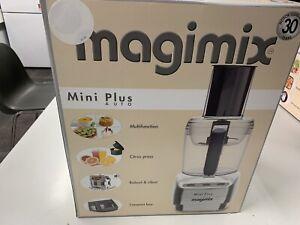 Magimix Mini Plus Auto Weiss
