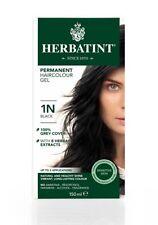 Colore nero permanente per capelli