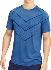 Puma Reactive evoKnit Short Sleeve Mens Training Top - Blue