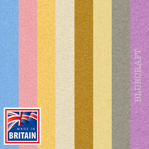A4 Centura Pearl Shimmer Premium Pearlescent Two Sided Card 265gsm in 8 Colours
