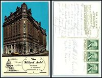 WASHINGTON DC Postcard - The Willard Hotel M30