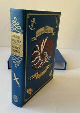 The Wine Dark Sea - Patrick O'Brian Folio Society 2012 Near Fine