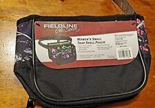 Fieldline Pro Series Muddy Girl Camouflage Women's Small Trap Shell Pouch Black