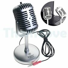 Audio Professional Condenser Microphone Mic Studio Sound Recording w/Shock Mou