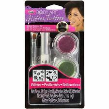 Tulip Body Art Glitter Tattoo Kit, Pink