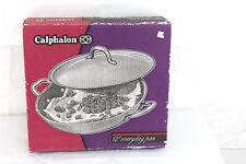 "*NEW* 12"" Calphalon Everyday Pan with Lid  Toledo Stock                    (373)"