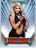 2019 WWE Womens Division #1 Alexa Bliss