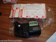 GENUINE ISUZU HEATER ACTUATOR UNIT PART NO:8944275300 FITS UNKNOWN++BRAND NEW++