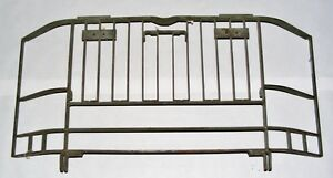 Military Truck Parts Front Grill Brush Guard for M54 & Early M809 5 Ton Trucks