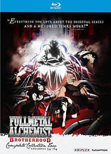 Fullmetal Alchemist: Brotherhood - The Complete Collection Two (Blu-ray Disc, 2…