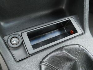 BMW E30 Staufach NEU schwarz Mittelkonsole Cabrio Coupe Touring Limousine