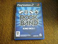 jeu playstation rock band song pack 1