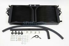 Plm Heat Exchanger For Fits 2007 2012 Ford Mustang Shelby Gt500 Supercharged Blk