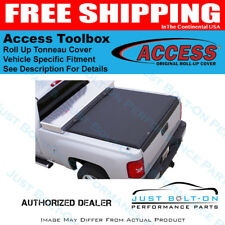 Access Toolbox FOR 07-19 Tundra 8ft Bed w/ Deck Rail) Roll-Up Cover 65259