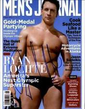 Ryan Lochte authentic signed swimming 8x10 photo W/Cert Autographed A0010