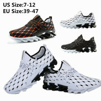 New Men's Sneakers Boys Athletic Running Casual Walking Tennis Gym Sports Shoes