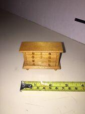 Wooden Doll House Furniture Dresser