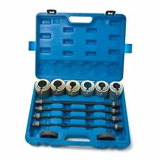 1 Set Universal Sleeve Press and Pull Bushes/Bearings/Seals Remove Install Tool